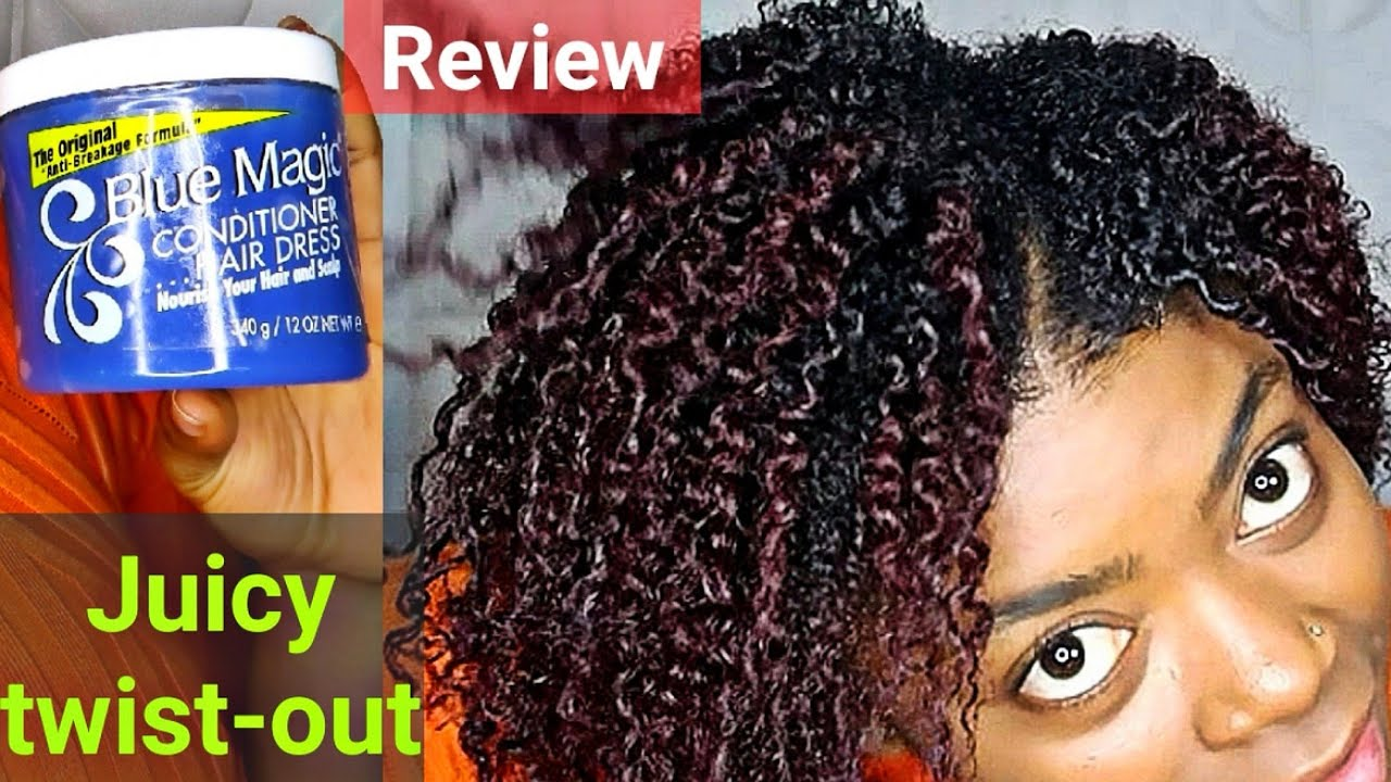 Download Using Only BLUE MAJIC GREASE on my Type 4 hair For My TWIST OUT   Sis, IT WORKS!   Pl brandchina