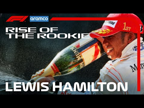 Lewis Hamilton: The Story So Far | Rise of the Rookie presented by Aramco