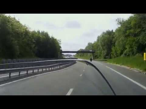 riding near Calais France