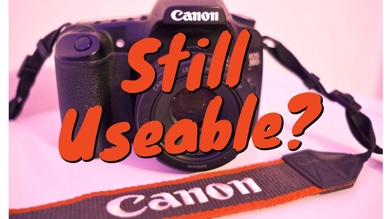 Download Canon EOS 30D in the Age of Mirrorless Cameras