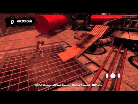 Trials Evolution Custom Track - Diminutive - Designed By: Murdoc Loch