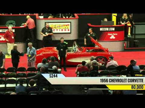 1956 Chevrolet Corvette RestoMod - After Assembly Photos