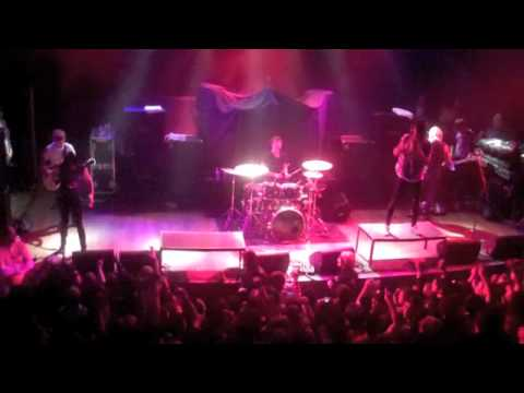 blessthefall To Hell & Back  @ HOB Hollywood 112710