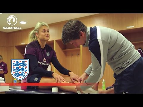 A day in the England Women's camp | Inside Access