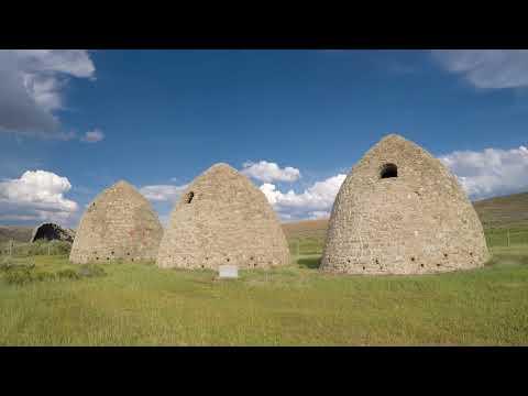 Piedmont WY  Charcoal Kilns & Ghost Town