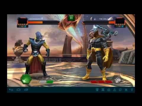 Grandmaster vs Collector