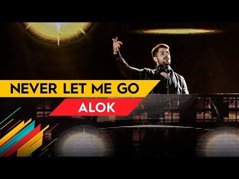 Never Let Me Go - Alok - Villa Mix Goiânia 2017 ( Ao Vivo )