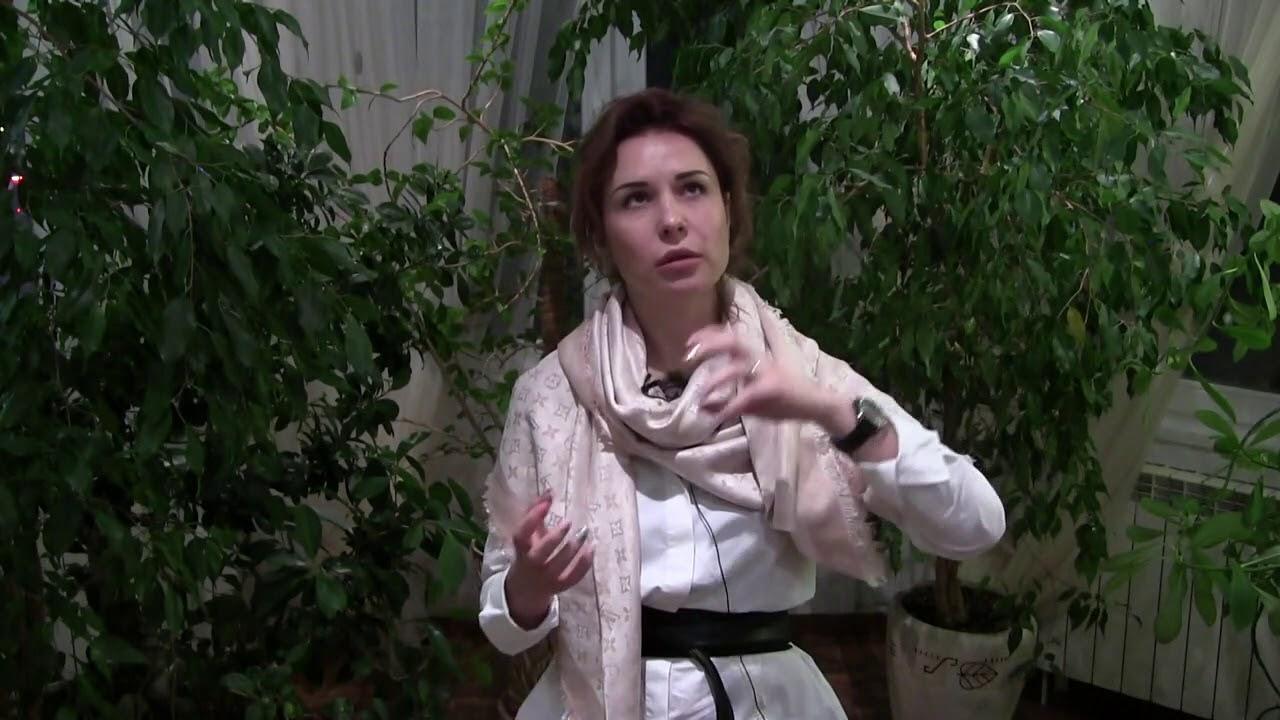 [Оксана] Видео отзыв о программах Дианы Щербанской