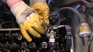 Что стучит в двигателе?
