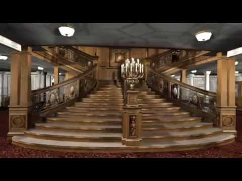 Titanic Grand Staircase For The Mafia Titanic Mod A