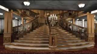 Titanic Grand Staircase for the Mafia Titanic Mod - A Brief Tour