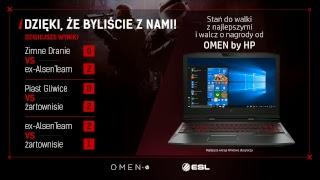 CS:GO 5on5 OMEN by HP Poland - Finały
