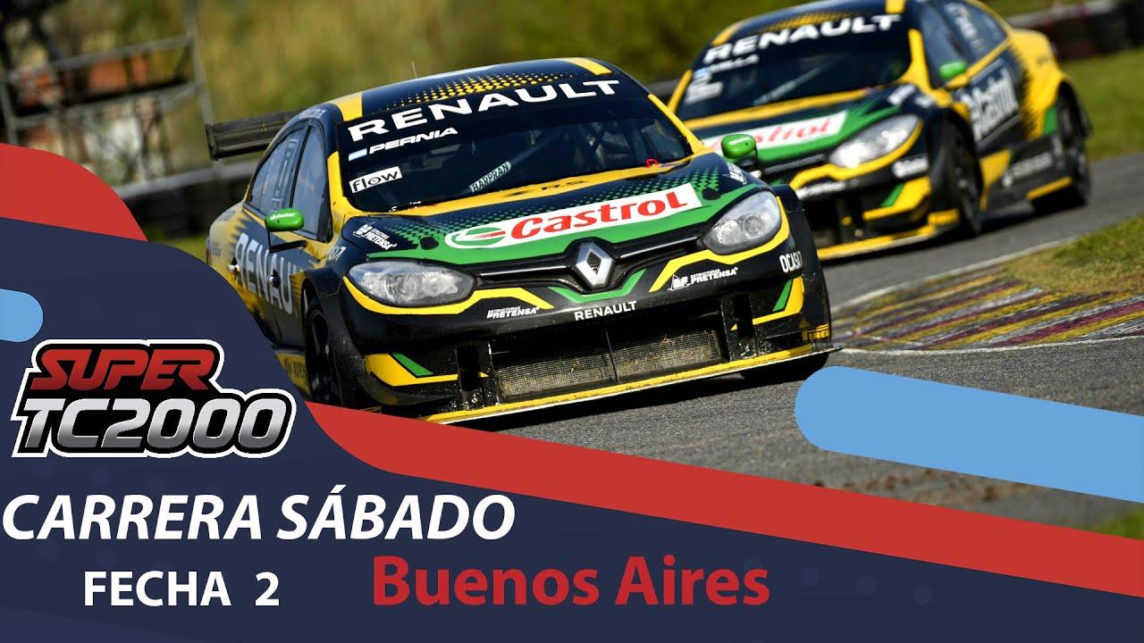 Súper TC2000 Fecha 2 | Carrera Clasificatoria (Bs.As. 2020)