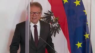 "Pk ""aktuelles Zum Coronavirus"" Mit Gesundheitsminister Anschober / Krone.at News / Corona-krise"