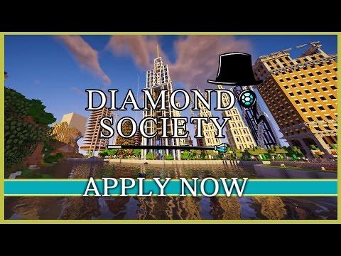 DiamondSocietySMP :: Recruitment Promotional Video - MultiActor [CLOSED]