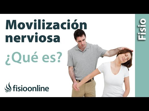 ¿Qué es la movilización del sistema nervioso o ejercicios neurodinámicos?