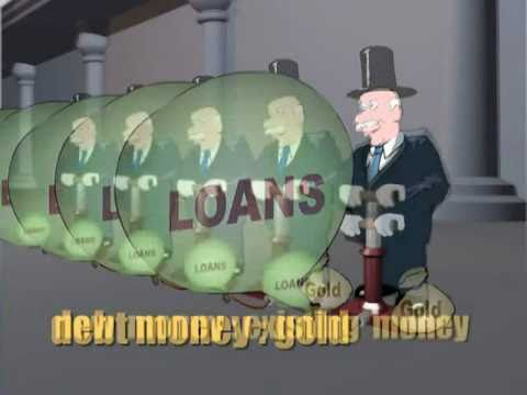 Estructura del sistema financiero actual: ¿Sabe Vd. de donde nace el dinero? 1/3