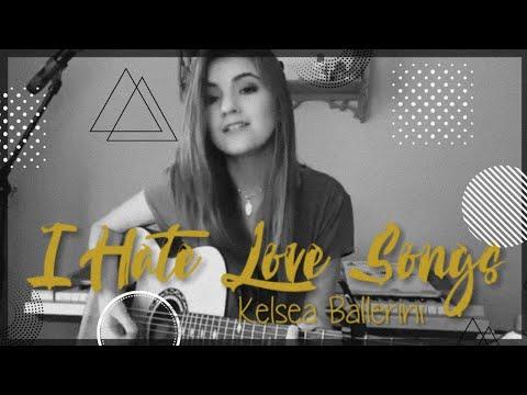 I Hate Love Songs (Cover By Lauren Bonnell) Kelsea Ballerini