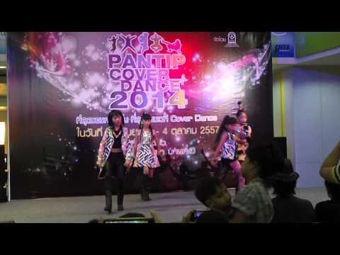 พี่เพลงประกวดเต้น งาน PANTIP  COVER  DANCE 2014 (audition)