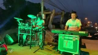 Nhạc hoà tấu-cha cha cha |cover(drum thiên tài)biểu diễn trống tại nhơn trạch-ĐồngNai(ThiênPhú band)