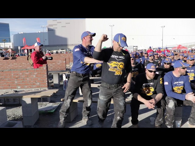 2018 Spec Mix Bricklayer 500® Winner Montage