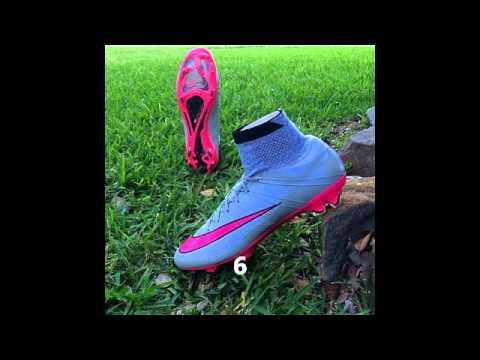 scarpe da calcio nike con cavigliera