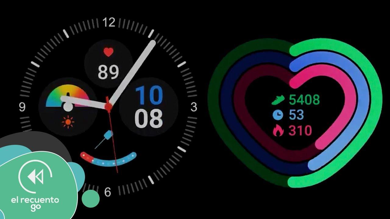 PRIMEROS VIDEOS de Galaxy Watch4 son filtrados | El Recuento Go