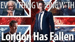Everything Wrong With London Has Fallen In 17 Minutes Or Less