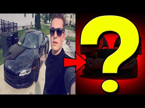 I GOT A NEW CAR!?!