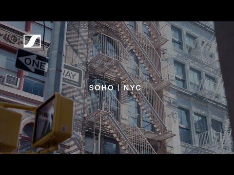 The Future of Audio pops up in New York City  I Sennheiser