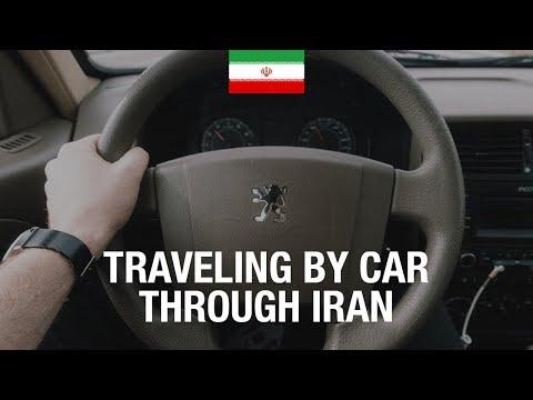 Ep. 1 Traveling by car through Iran