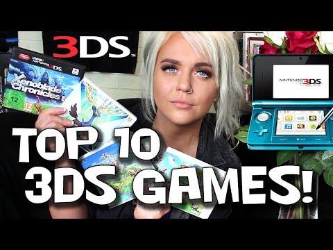 TOP 10 3DS GAMES! - We Love Life-simulators!