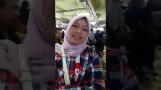 Gadis Ahok Diwawancara Tentang Rukun Islam Dan Rukun Iman