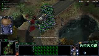 StarCraft II: Wings of Liberty Campaign Mission 4 - The Evacuation