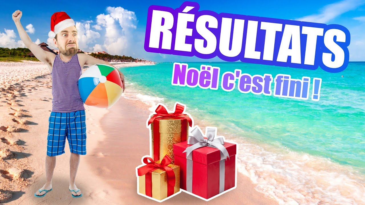 Résultats du Concours de Noël de Février !