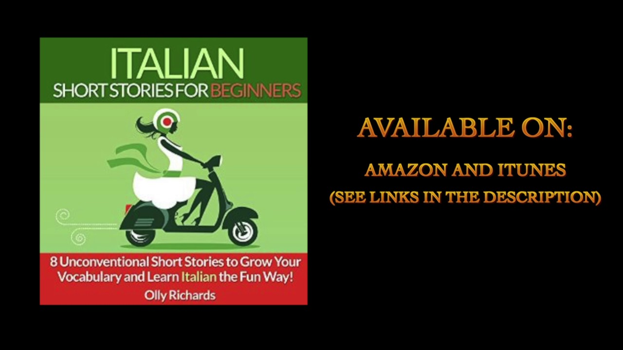 Italian Short Stories For Beginners Youtube