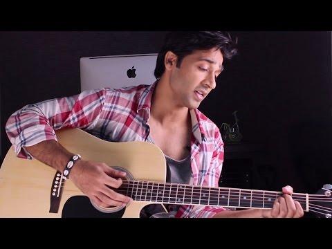 Gulabi Ankhein - Unplugged Guitar Lesson By VEER KUMAR