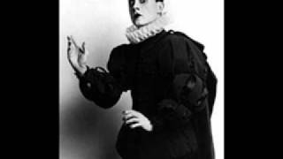 Klaus Nomi--Wasting my time