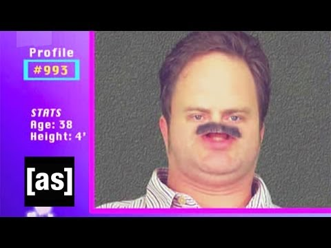 Video Dating a Gamer | Tim and Eric Awesome Show, Great Job! | Adult Swim