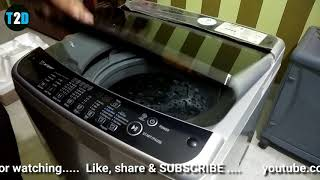 LG 6.5 L Fully Automatic Top Load Washing Machine