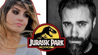 Download Video JURASSIC PARK : UN FILM ET DES JEUX CULTES AVEC SPARADRAP NOOB ! MP3 3GP MP4