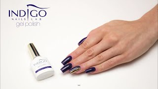 Indigo Gel Polish Fall / Winter 2013 - 2014 - Midnight Ocean