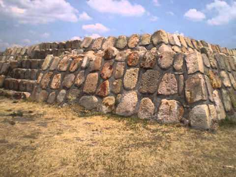 Zona Arqueológica de Plazuelas en Pénjamo, Guanajuato