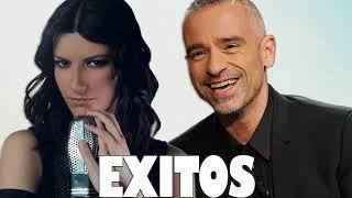 LAURA PAUSINI, EROS RAMAZZOTTI EXITOS SUS MEJORES CANCIONES - Romanticas En Español
