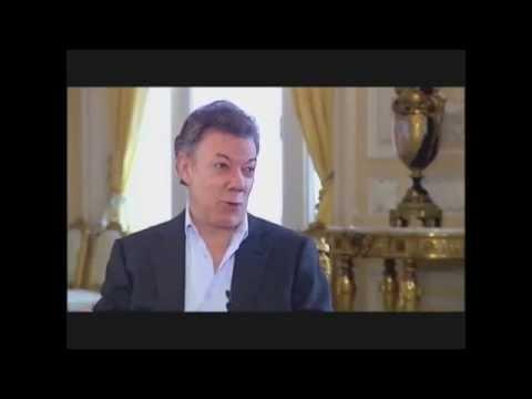 Días de Gloria: Juan Manuel Santos