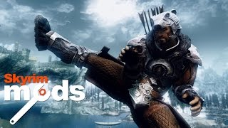 Roundhouse to the Face! - Top 5 Skyrim Mods of the Week