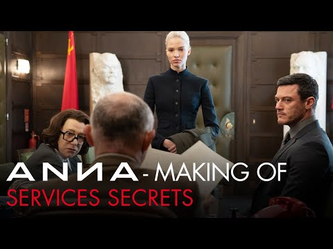 ANNA – Making-of : Services Secrets