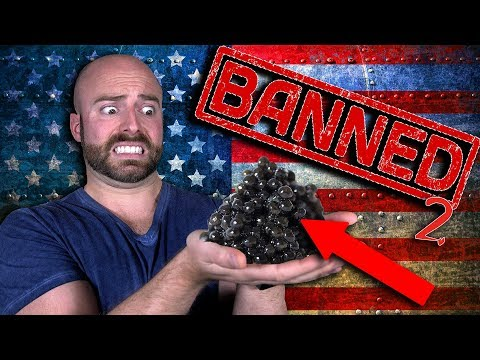10 Things That Are BANNED in America! - Part 2