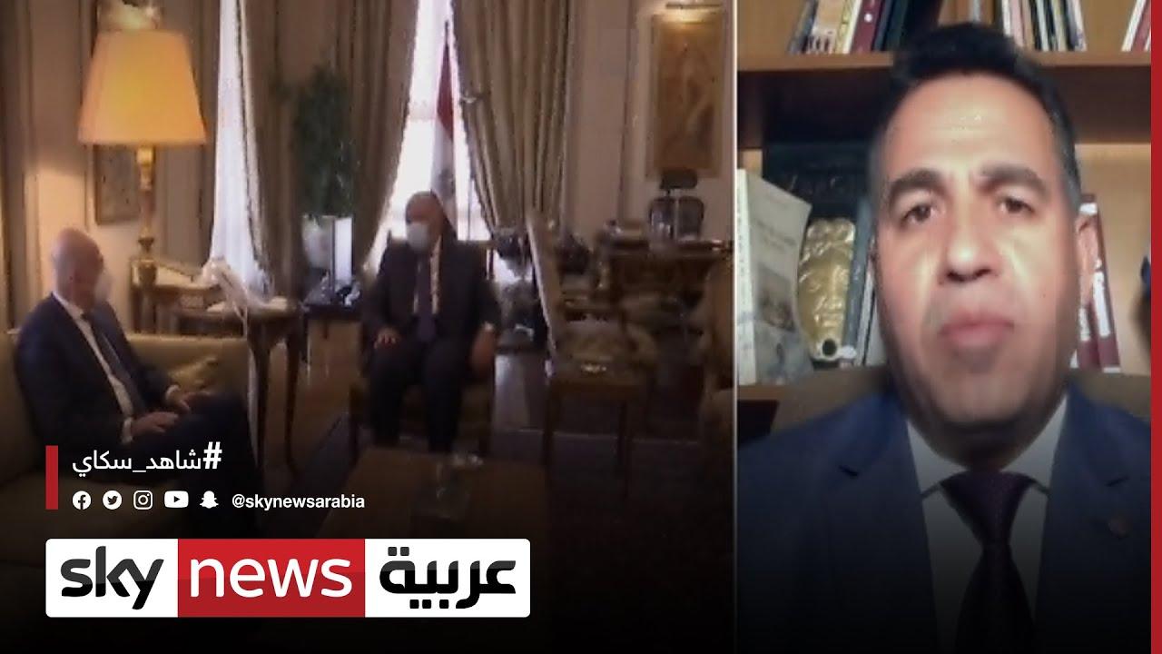 عبد الستار بركات: هذه الزيارة تؤكد الحرص على استمرار التشاور بين مصر واليونان  - نشر قبل 19 دقيقة
