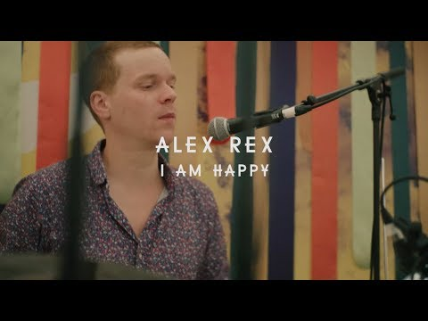 Alex Rex - I Am Happy (Green Man Festival | Sessions)